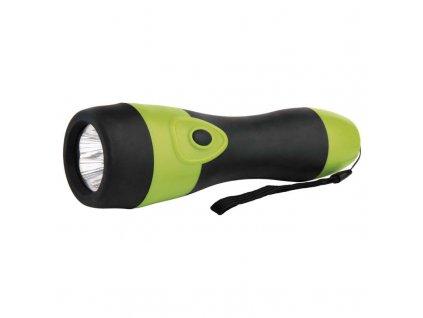 EMOS LED ruční gumová svítilna P3865, 40 lm, 2× D P3865