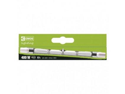 EMOS Lighting Lineární halogenová žárovka J118 400W R7s teplá bílá ZE0202