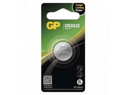 GP Batteries Lithiová knoflíková baterie GP CR2032 B15322