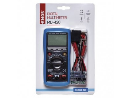 EMOS Multimetr MD-420 M0420