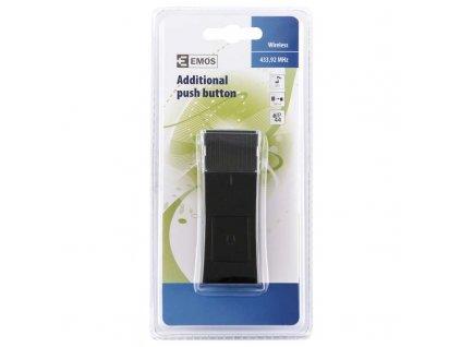 EMOS Náhradní tlačítko pro domovní bezdrátový zvonek *P5720 P5719T