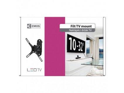 """EMOS Naklápěcí držák LED TV 10 - 32"""" (25 - 81 cm) KT2123"""