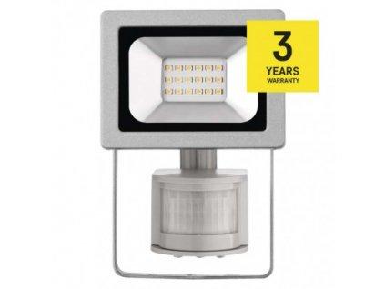 EMOS Lighting LED reflektor PROFI s pohybovým čidlem, 10W neutrální bílá ZS2710