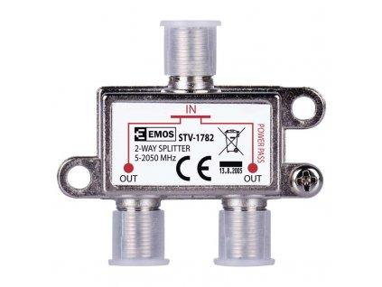 EMOS Rozbočovač STV 1782 J0501