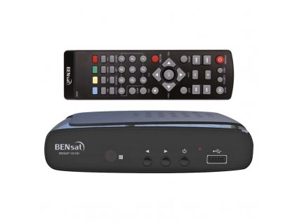 Set-top box BENSAT BEN150 HD (DVB-T)