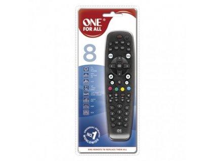 One For All Univerzální dálkový ovladač OFA Basic 8 KE2981