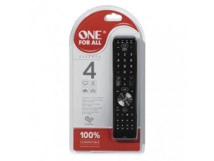 One For All Univerzální dálkový ovladač OFA Comfort Essence 4 KE7140