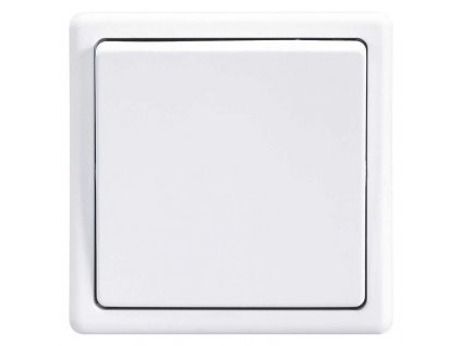 ABB Vypínač CLASSIC, jasně bílý 3553-01289 B1 A1244.0
