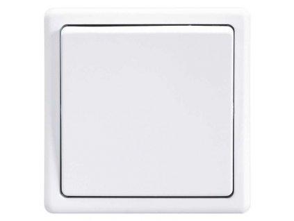 ABB Vypínač CLASSIC, jasně bílý 3553-01289 B1