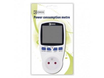 EMOS Wattmetr (měřič spotřeby energie) P5801 P5801