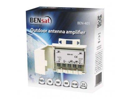 EMOS Zesilovač venkovní anténní BEN 401 J0339