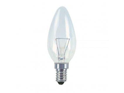 Iskra Žárovka otřesu vzdorná E14 40W teplá bílá ZK0205