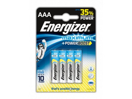 BATERIE ENERGIZER MAXIMUM, AAA LR03/4
