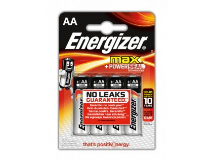 BATERIE ENERGIZER MAX, AA LR6/4