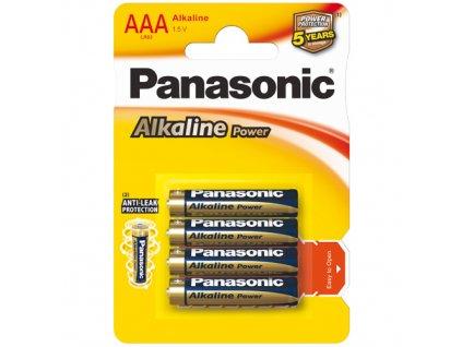 Panasonic Bronze mikrotužka AAA LR03 4ks