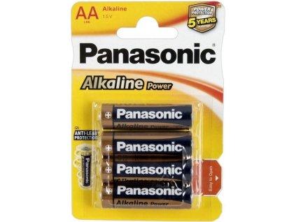 Panasonic Bronze mikrotužka AA LR6 4ks