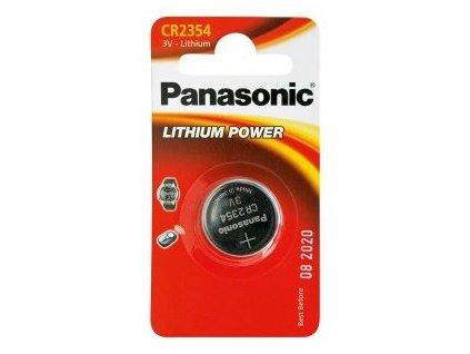 Panasonic Lithiové knoflíkové baterie CR2354 1 ks