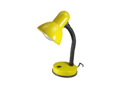 Žárovková stolní lampa Kadet 3082 (max. 1 x 60W) E27 žlutá Argus