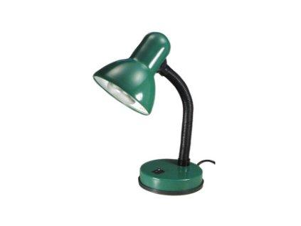 Žárovková stolní lampa Kadet 3082 (max. 1 x 60W) E27 zelená Argus