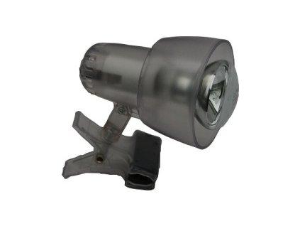 Bodové plastové svítidlo na CLIP E14 - R50 max. 40W bílá 530/KL