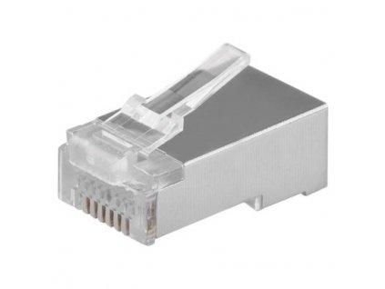 EMOS Konektor RJ45 pro FTP kabel (drát) CAT5E K0201