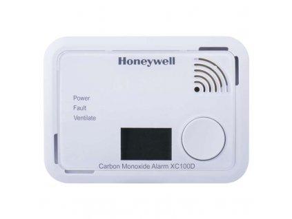 Noneywell Detektor oxidu uhelnatého v místnosti Honeywell XC100D PH5733