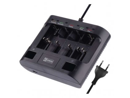 Univerzální nabíječka baterií EMOS BC UNI6