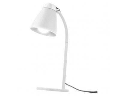 EMOS Lighting Stolní lampa LOLLI s LED žárovkou, bílá Z7597W