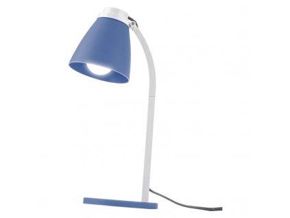 EMOS Lighting Stolní lampa LOLLI s LED žárovkou, modrá Z7597B
