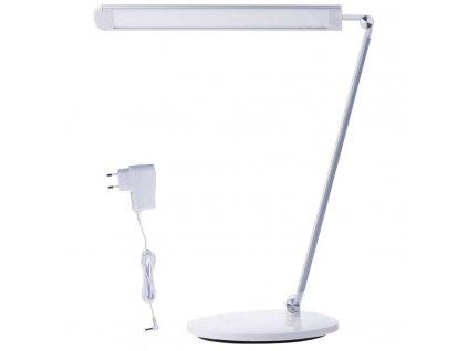EMOS Lighting LED stolní lampa MA67, bílá Z7584