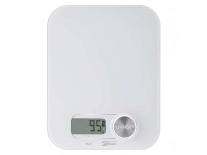 EMOS Digitální bezbateriová kuchyňská váha EV021 EV021