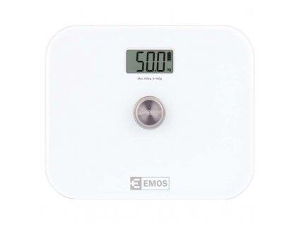EMOS Digitální bezbateriová osobní váha EV108 EV108