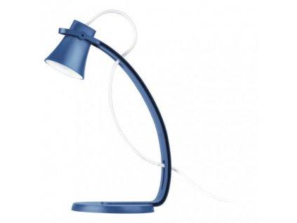 EMOS Lighting LED stolní lampa GEORGE, modrá Z7501BL