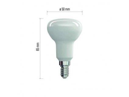 EMOS Lighting LED žárovka Classic R50 6W E14 neutrální bílá ZQ7221