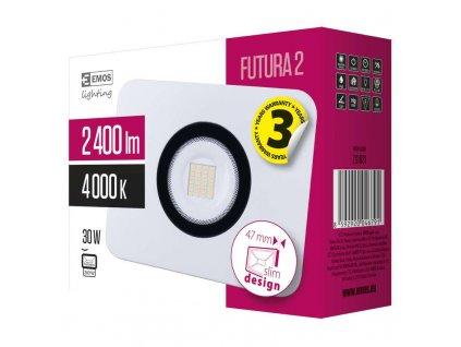 EMOS Lighting LED reflektor FUTURA2, 30W neutrální bílá ZS1831