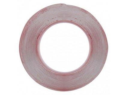 EMOS Akrylová páska 18mm / 3m, čirá F6080