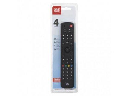 One For All Univerzální dálkový ovladač OFA Contour 4 KE1240