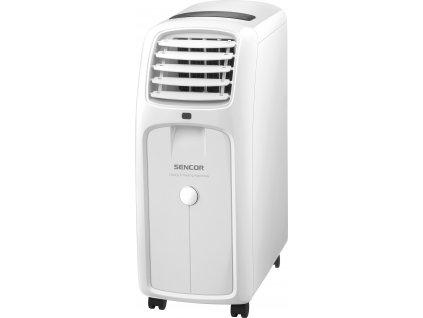 Sencor mobilní klimatizace SAC MT9011C 9000BTU/h 21m2  na prodejně lze nakoupit za cenu 7300,- Kč