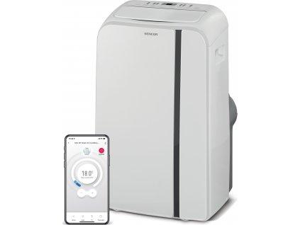 Sencor mobilní klimatizace SAC MT9012CH 9000BTU/h 21m2 topení