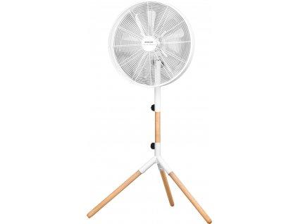 Sencor stojanový ventilátor 40cm bílý SFN4047WH