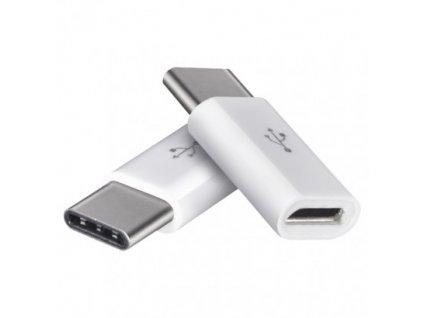 EMOS Adaptér USB micro B/F - USB C/M SM7023