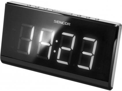 Sencor radiobudík s promítáním času SRC 340