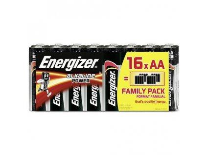 Baterie Energizer LR6 AA Classic Family Pack 16ks