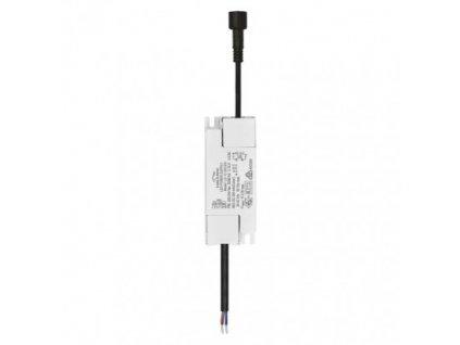 EMOS Lighting LED panel 75mm, kruhový vestavný bílý, 6 W tepl. bíla, IP65 ZV1111