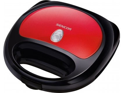 Sencor sendvičovač červený SSM 9404RD