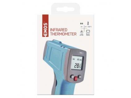 EMOS Infračervený digitální teploměr, bezkontaktní M0503