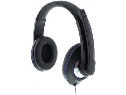 Sluchátka s mikrofonem SENCOR SEP 629