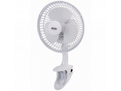ventilator s klipsnou a zakladnou