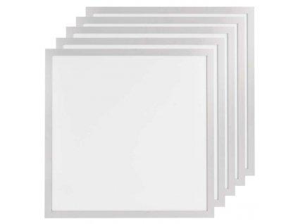 EMOS LED panel 60×60, čtvercový vestavný bílý, 40W n.b. MULTIPACK ZR5412.5