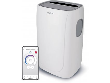 SAC MT1230C klimatizace mobilní SENCOR  NA PRODEJNĚ ZA 10499,- kČ